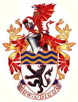 Denbighshire CC arms