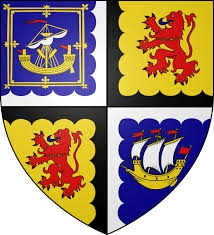 Arms of the Earl of Caithness