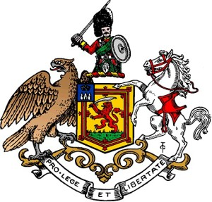 Perthshire CC arms